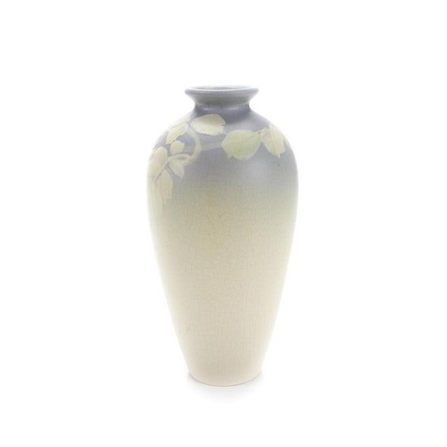Image of Weller Hudson Art Nouveau Pastel Vase