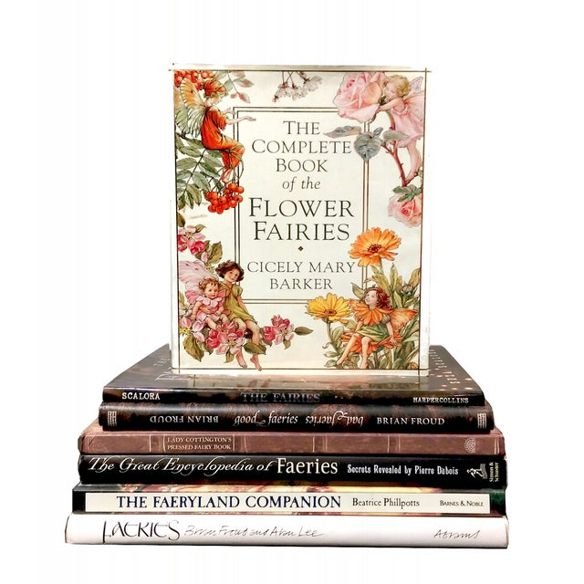 Fairy Lore & Mythology Book Collection - Set of 7 - Image 2 of 9
