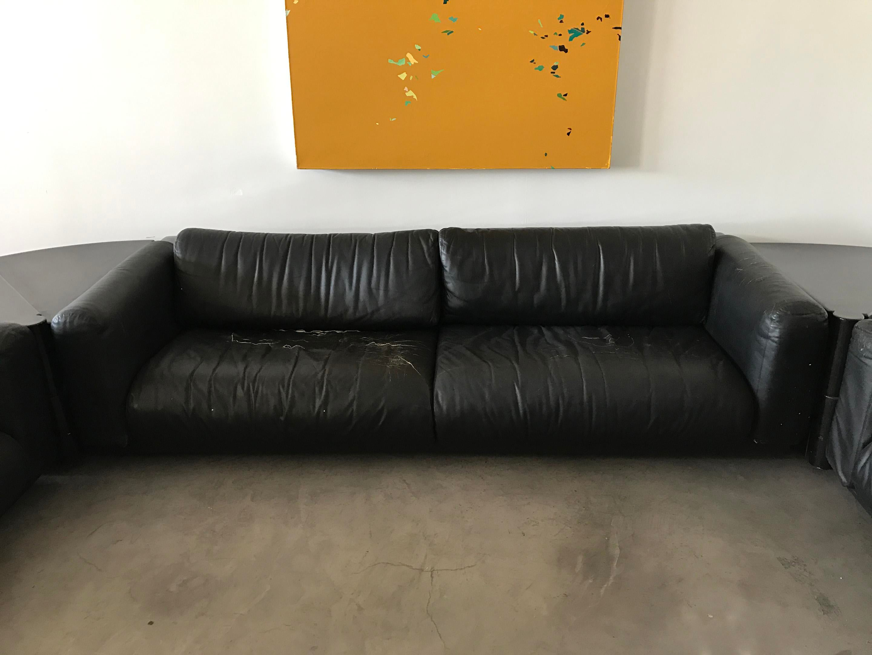 Cini Boeri For Gavina Knoll Gradual Sectional Sofa System