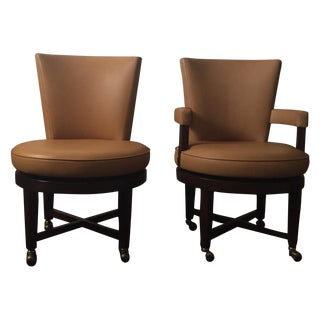 A. Rudin Traditional Dining Chairs - 8