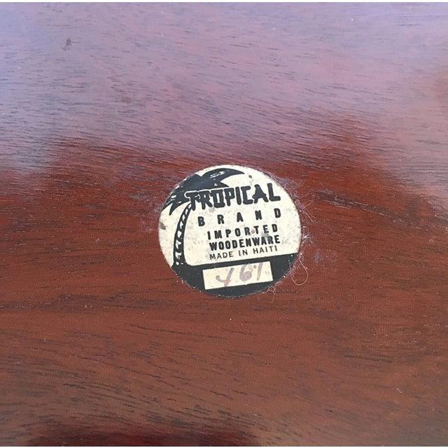 Image of Vintage Wood Tray