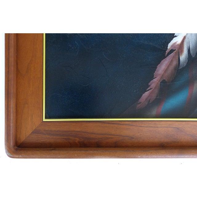 Southwestern Portrait by Jeff St. John - Image 6 of 9