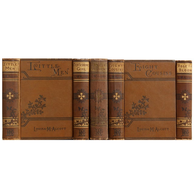 Louisa M. Alcott Gift Set - Image 1 of 2