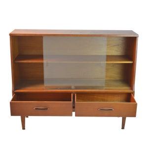 Jentique Mid-Century Teak Bookcase