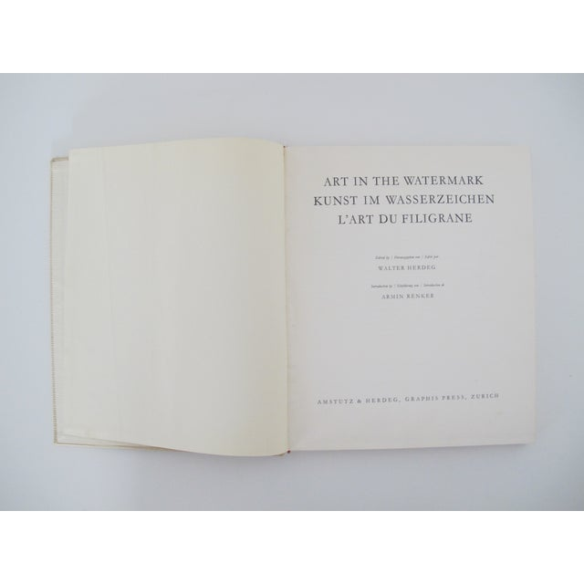 Image of Art in the Watermark, 1952 Book