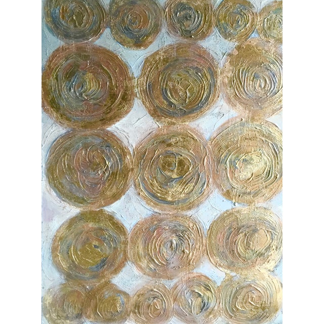 """""""Golden Circles"""" Painting by Bryan Boomershine - Image 1 of 4"""