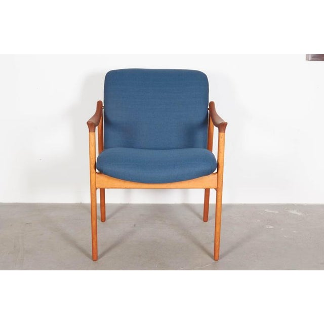 Mid-Century Teak Arm Chair by Rastad & Relling - Image 2 of 6
