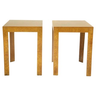 Italian Modern End Tables in the Style of Gio Ponti