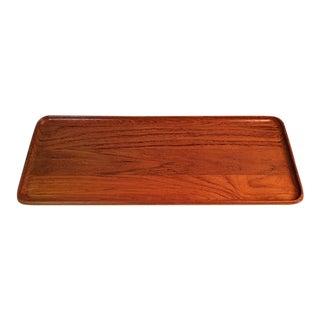 Teak ESA Denmark Serving Platter