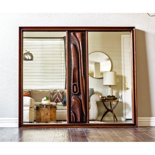 Image of Witco Oceanic Tiki Mirror