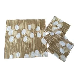 Vintage Cloth Napkins - Set of 4
