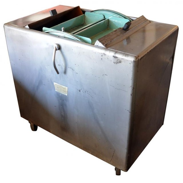 Ferris Rotary Filing Cabinet - Image 1 of 3