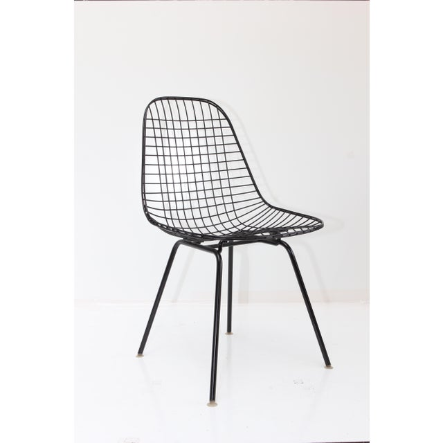 Herman Miller Wire Side Chair - Image 10 of 10