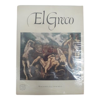 El Greco Art Book by Abrams