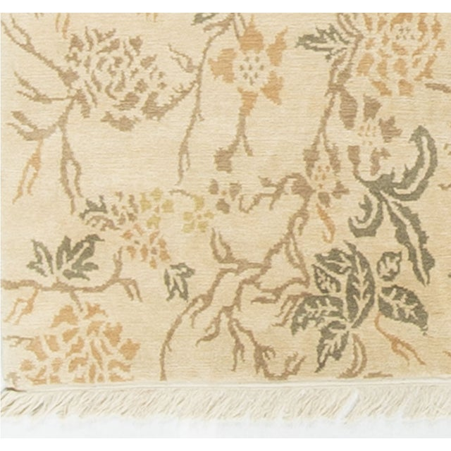 Contemporary Hand Knotted Wool Rug - 7′10″ × 9′9″ - Image 4 of 4