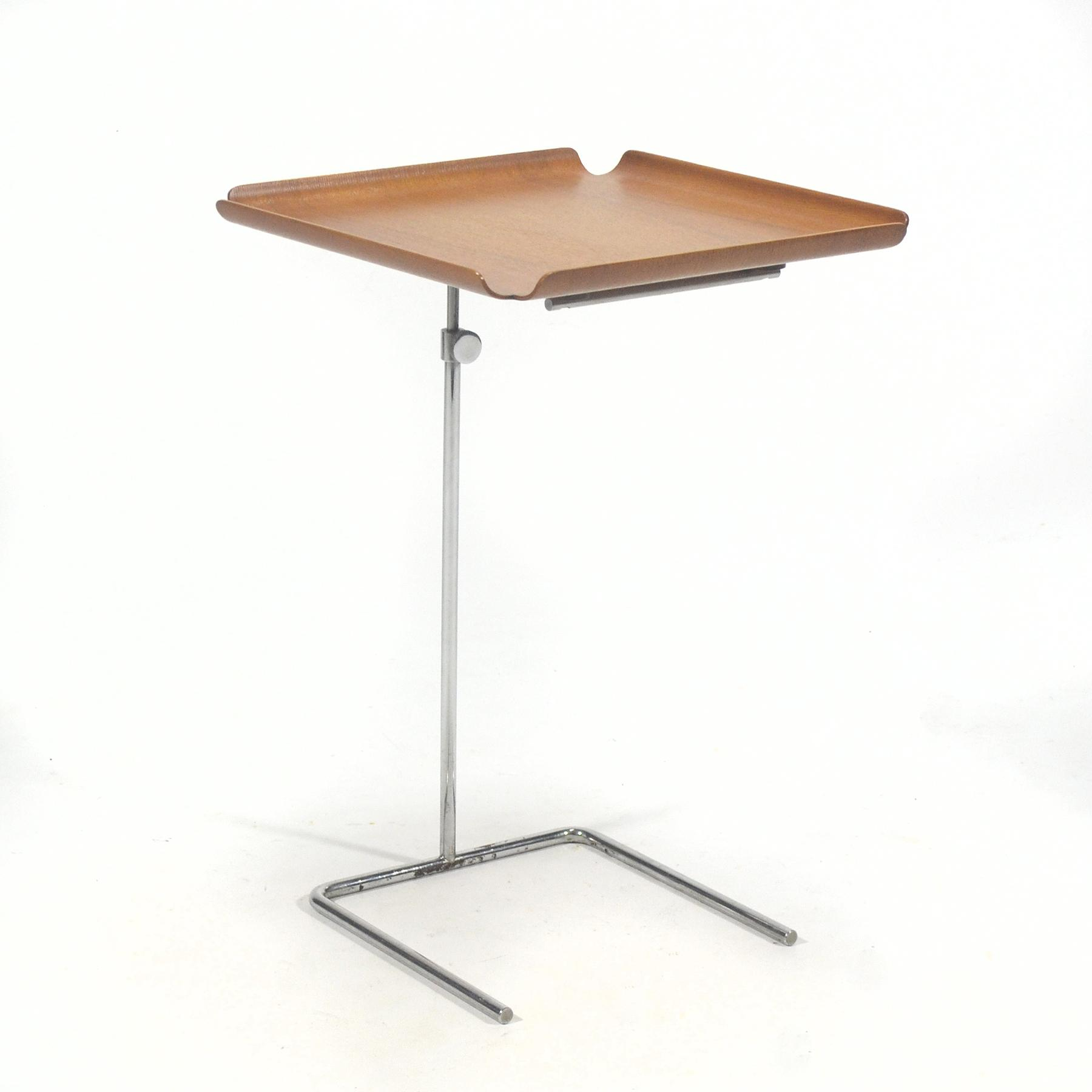 George Nelson Adjustable Tray Table By Herman Miller   Image 3 Of 11