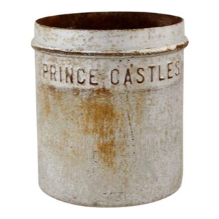 Circa 1930 Prince Castles Ice Cream Bucket