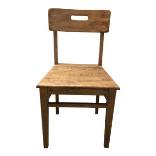Selamat Designs Wooden Side Chair