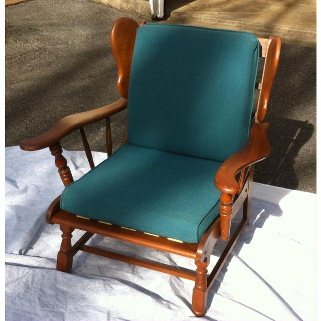 Heywood-Wakefield Mid-Century Modern Chair - Image 8 of 8