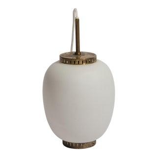 Stilnovo Opaline Glass Pendant
