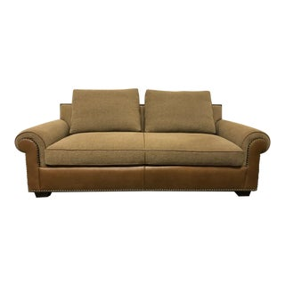 RJones Leather Dover Sofa