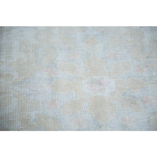 "Distressed Oushak Rug - 4'4"" X 7'1"" - Image 5 of 10"