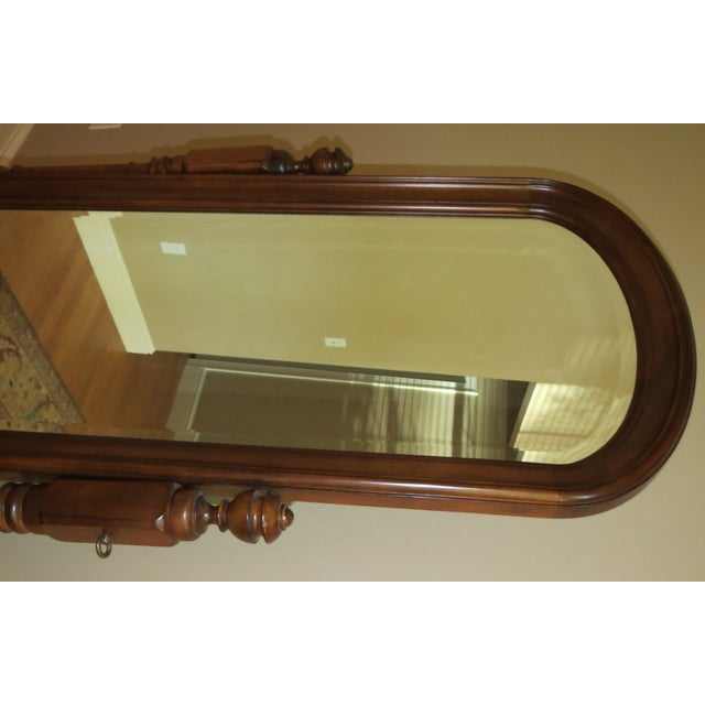 Cheval Mirror by Pennsylvania House - Image 6 of 6
