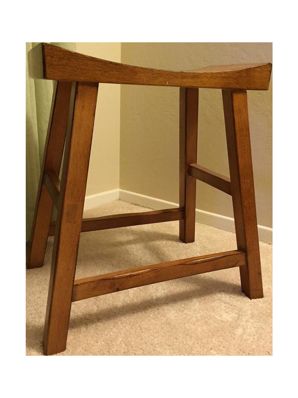 Vintage Amp Used Stools Wooden Stools Chairish