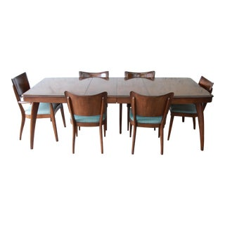 Heywood Wakefield Mid-Century Modern Stingray Dining Set