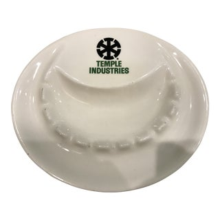 Temple Industries Ashtray
