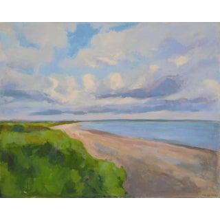 "Original Painting-"" Beach Walk"""