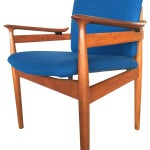 Image of Finn Juhl Dining Chairs - Set of 6