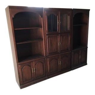 Entertainment Wall Unit - Set of 3