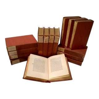 """C.1901 Limited Edition """"The Book of The Thousand Nights and One Night"""" Set - Set of 15"""