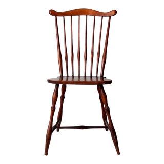 Antique Fan Back Windsor Chair