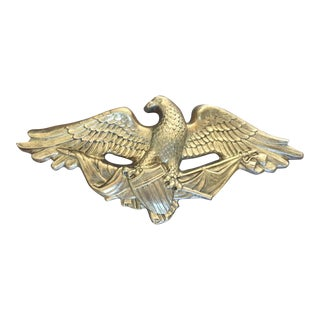 Majestic Eagle Wall Plaque