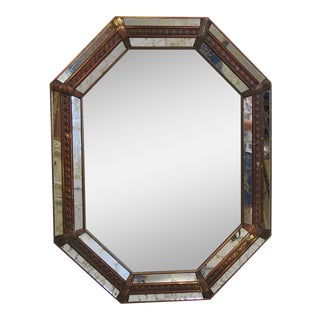 Octagonal Wall Mirror