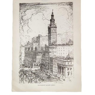 Old Madison Square Garden Print