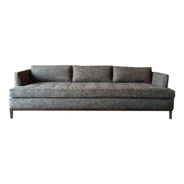 Mid-Century-Style Custom Sofa - Image 1 of 6