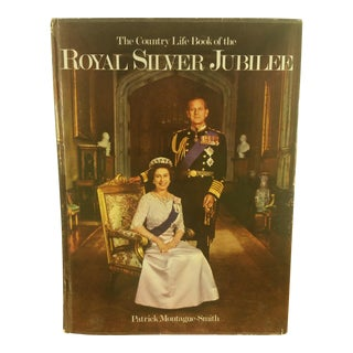 'The Country Life Book of the Royal Silver Jubilee' Book
