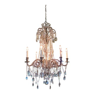 Currey and Company 9051 Lullian 8-Light Chandelier