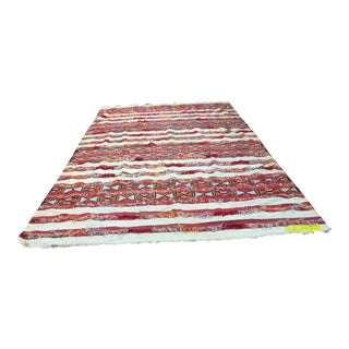 "Tribal Moroccan Wedding Rug - 5'7"" X 8'2"""