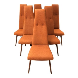 Adrian Pearsall Dining Chairs by Craft Associates - Set of 6