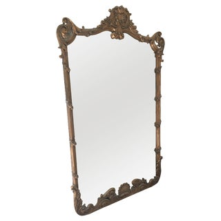 Gold Chinoiserie Full Length Mirror