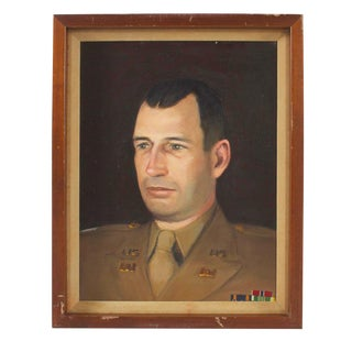 Portrait of a Military Man