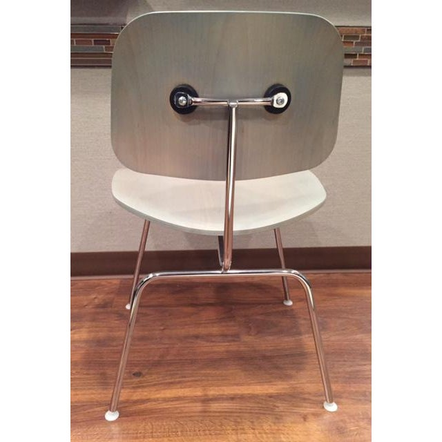 Eames Herman Miller Plywood Dining Chair - Image 4 of 6