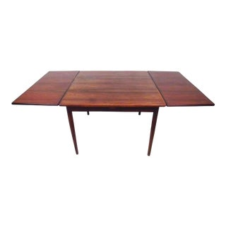 Rosewood Drawleaf Dining Table