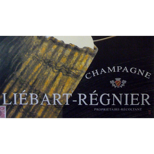 Contemporary Champagne Liebart Poster - Image 3 of 3