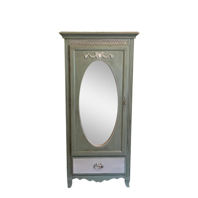 Image of Vintage French Style Armoire