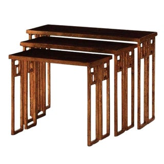 Century Furniture Nesting Tables - Set of 3
